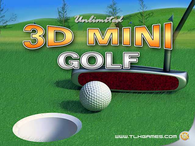 3D MiniGolf Unlimited Screenshot 1