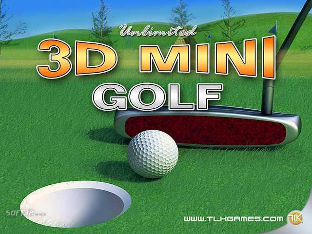 3D MiniGolf Unlimited Screenshot 3