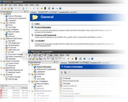 WiXAware for Windows Installer XML Screenshot