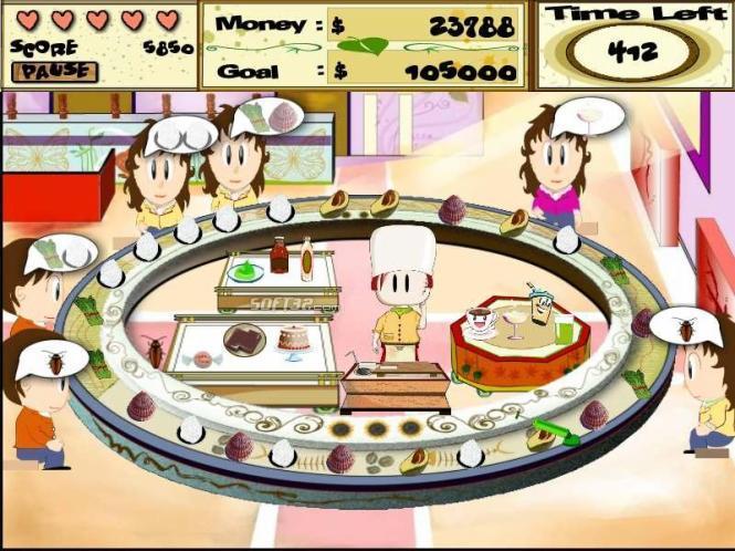Sushi Frenzy Screenshot 3