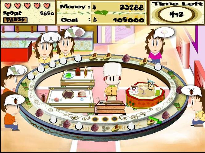 Sushi Frenzy Screenshot 1