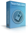 TeamTalk 3 SDK Screenshot