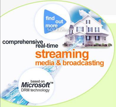 Streaming Media Solution Screenshot 2