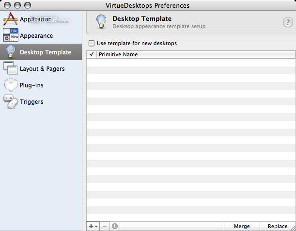VirtueDesktops Screenshot 5