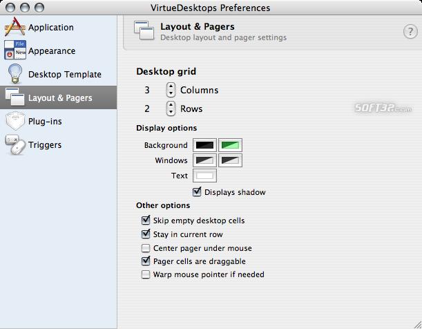 VirtueDesktops Screenshot 6