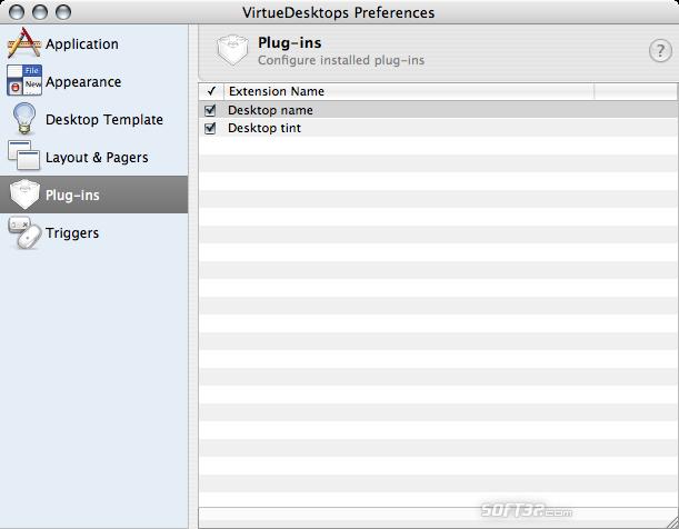 VirtueDesktops Screenshot 7