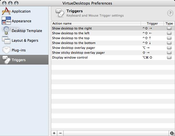 VirtueDesktops Screenshot 8