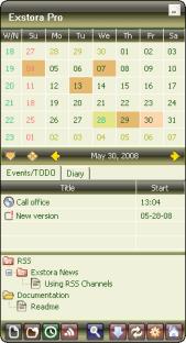 Exstora Pro Screenshot