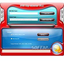 DVD Rip Master Pro Screenshot 2