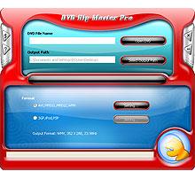 DVD Rip Master Pro Screenshot