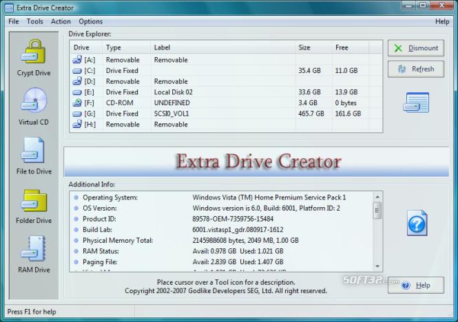 XtraTools 2009 Screenshot 5