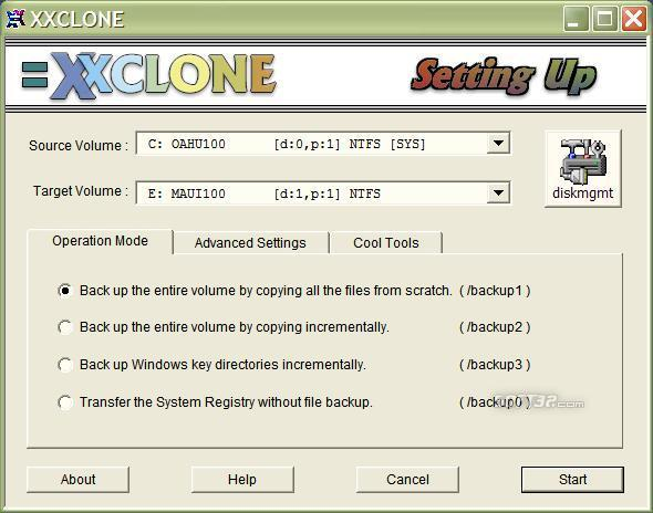 XXCLONE Screenshot 3