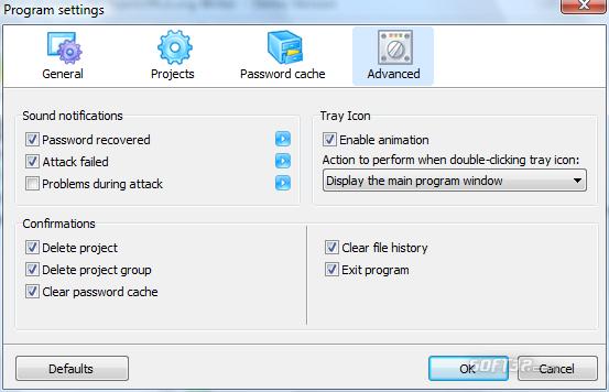 OpenOffice Writer Password Recovery Screenshot 6