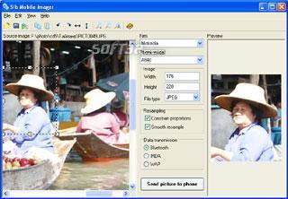 Sib Mobile Imager Screenshot 2