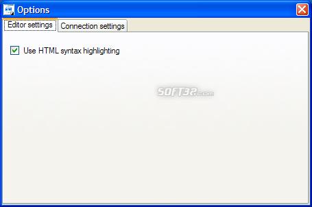 HTML Editor Screenshot 5