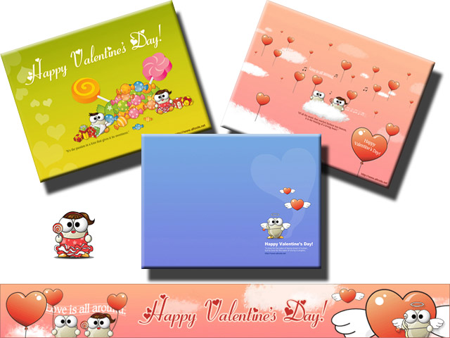 ALTools Valentine's Day Wallpaper Screenshot 3