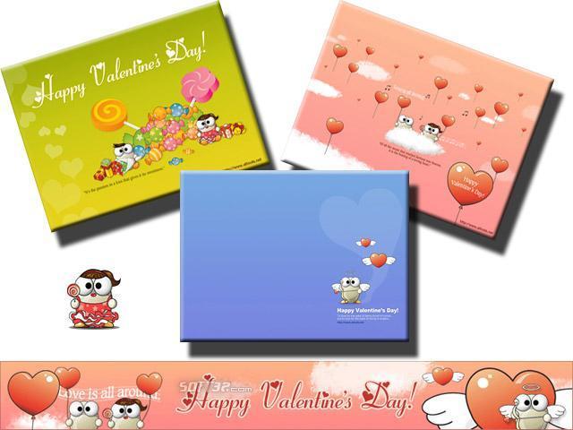 ALTools Valentine's Day Wallpaper Screenshot 2