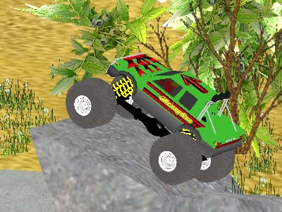Mountain Car Screenshot