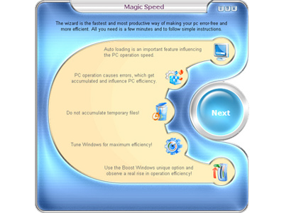 Magic Speed Screenshot