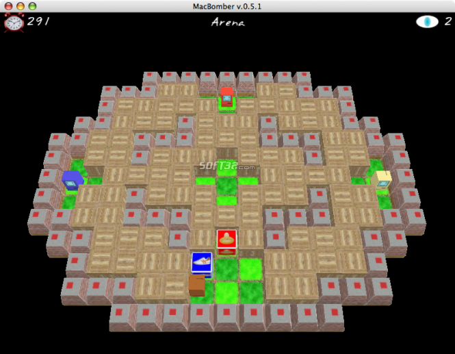 MacBomber Screenshot