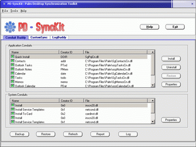 PD-SyncKit Screenshot 1