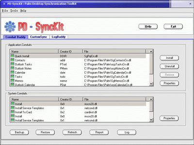 PD-SyncKit Screenshot