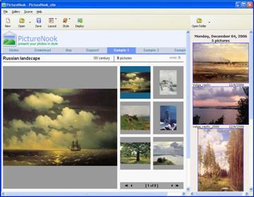 PictureNook Screenshot
