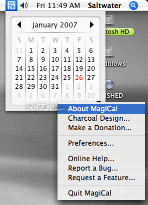 MagiCal Screenshot 2