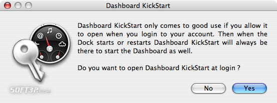Dashboard KickStart Screenshot 2