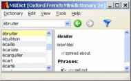 Oxford Multilanguage Pack (for Windows) Screenshot 1