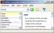 Oxford Reference Suite (for Windows) Screenshot