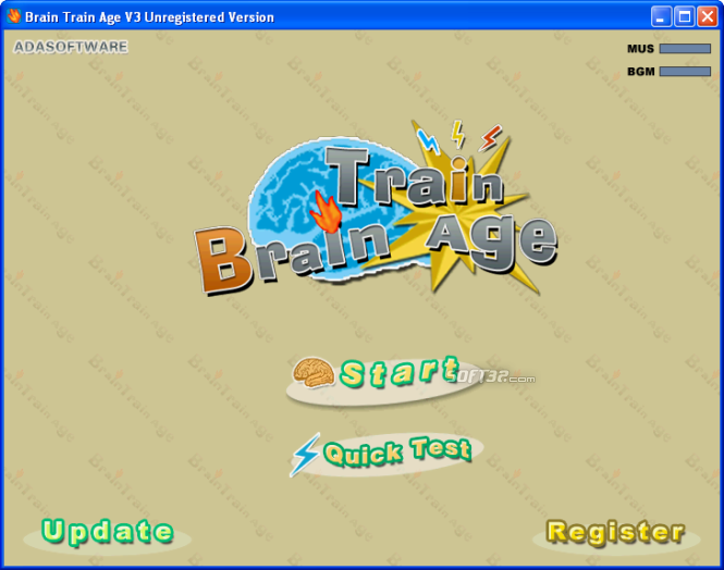 Brain Train Age Screenshot 3