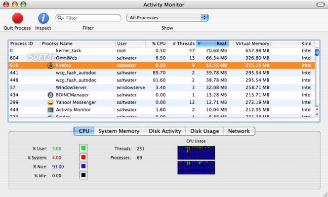 OmniWeb Screenshot 4