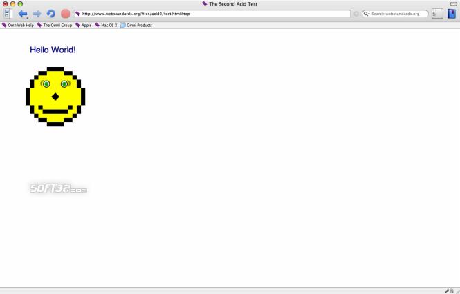 OmniWeb Screenshot 3