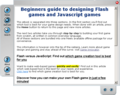 Begginers guide to making Flash/JS games 1