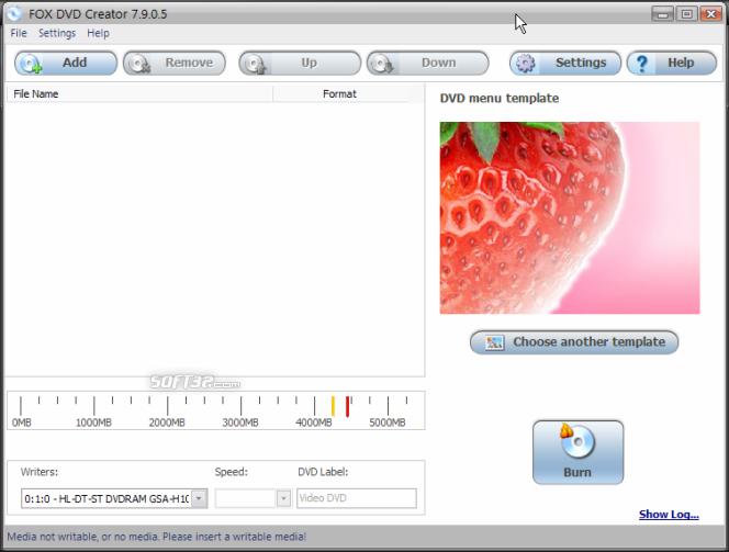 Fox Video Converter Screenshot 7