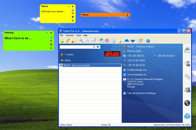 Telist Pro Screenshot