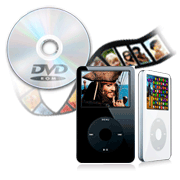 4Media DVD to iPod Suite for Mac Screenshot