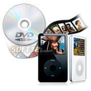 4Media DVD to iPod Suite for Mac Screenshot 2