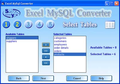 Excel MySQL Conversion software 2