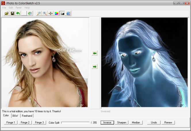 Photo Combiner Screenshot 2