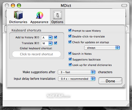 MDict Screenshot 4