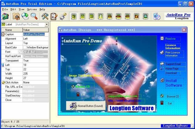 AutoRun Pro Screenshot 2