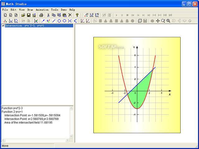 Math Studio Screenshot 2