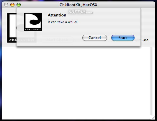 ChkRootKit_MacOSX Screenshot 2