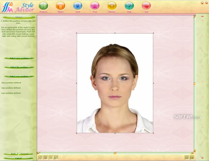 Style Advisor Screenshot 2