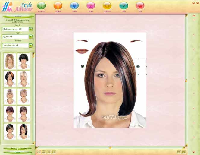 Style Advisor Screenshot 3