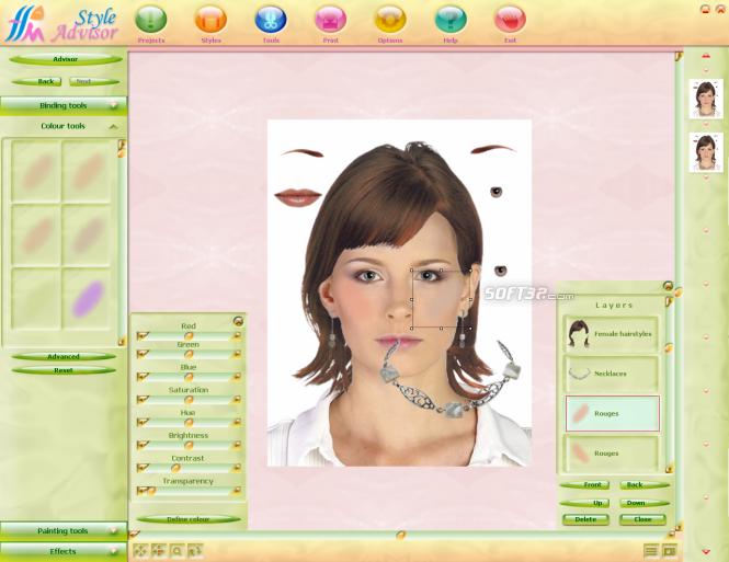 Style Advisor Screenshot 5