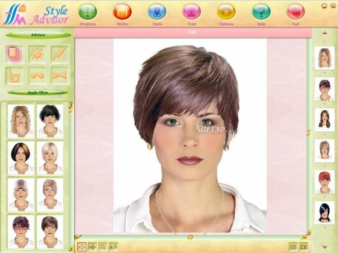 Style Advisor Screenshot