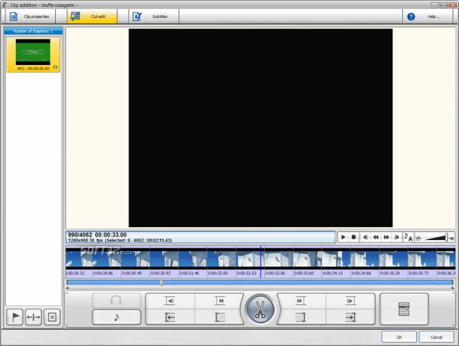 DivX Author Screenshot 3